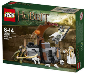 LEGO The Hobbit 79015 Witch-King Battle, NEW, factory sealed