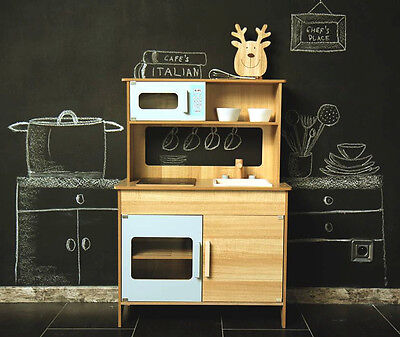 Kinderküche / Spielküche aus Holz kid'n Joy