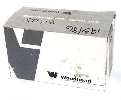 Box Of 4 New Daniel Woodhead 1301440074 Protex Pendant Socket Cat 717
