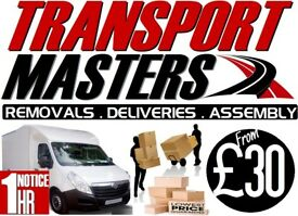 £30P/H LONDON MAN AND VAN CROYDON PURLEY OFFICE IKEA HANDYMAN RUBBISH CLEARANCE MOPED RECOVERY LUTON