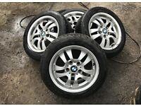 BMW 3 series alloy wheels (Trafic, Vivaro, Primastar Va)
