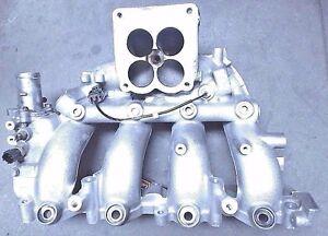 1998-04 Nissan Frontier Intake Manifold 2.4L 4 Cylinder Ka24DE 14001F4500