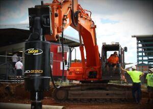 Digga USA Drilling/Anchor Equipment