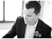 Wedding pianist, Cocktail / Classical / atmospheric music for reception / ceremony