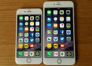 iPhone 6 6s Plus and 7