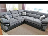 LOGAN CHESTERFIELD BITTONS CORNER OR 3+2 SEATER SOFA SET AVAILABLE IN STOCK