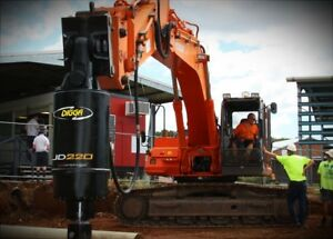 Digga USA Drilling/Anchor Equipment
