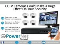 CCTV System for your House or Business