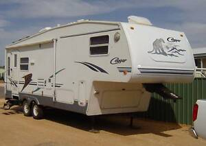2004 Keystone RV Company Cougar 276 EFS Fifth Wheeler 28' long Gawler South Gawler Area Preview