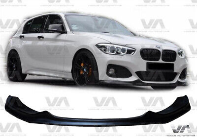 BMW 1 F20//F21 FRONT BUMPER SPOILER TUNING