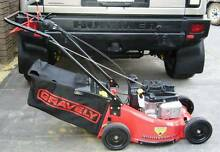 H/D Gravely, Push-self propelled Lawn mowers NEW & USED in stock Eden Hill Bassendean Area Preview