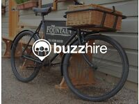 Bicycle Courier Wanted for Flexible Shifts