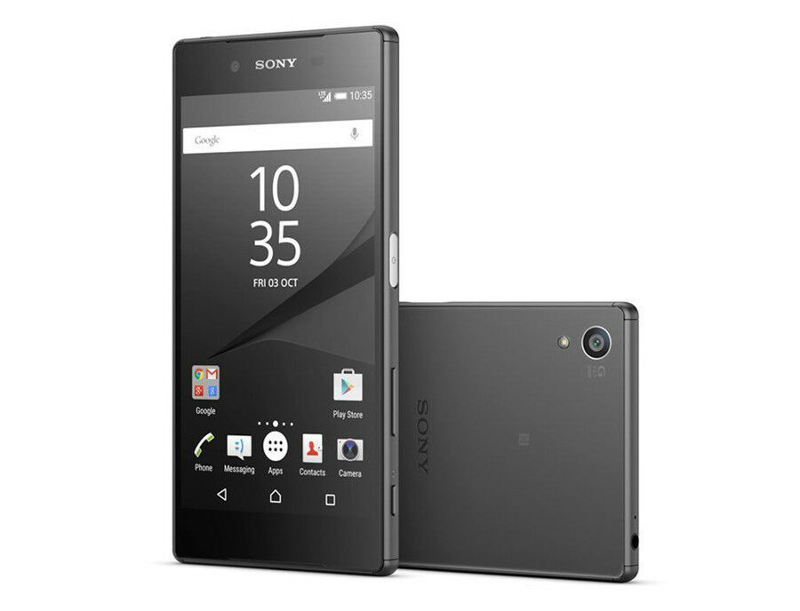 "Original Sony Xperia Z5 Compact E5823 32GB Black (Unlocked) Smartphone 4.6"" 23MP"