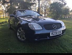 Mercedes SLK 230 AMG