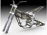 Frame Sprays MOTORBIKES/SCOOTERS/PEDS .