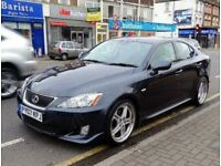 Lexus IS 250 £4600 ONO (Full Service History) MOT till July 2018