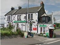 For lease - Olive Tree Bar/Restaurant and Takeaway, Dunfermline, Fife