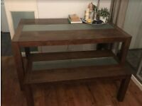 BEAUTIFUL WOODEN DINING TABLE FOR 4-6