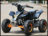 SUPER MINI RAPTOR MK2 \MIDI moto quad bikes kids 2 stroke petrol UK TOP BRAND NEW