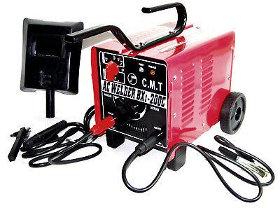 Arc Welder Machine 200 Amp 110 V And 220 V Dual Mma Welding Rod Tools
