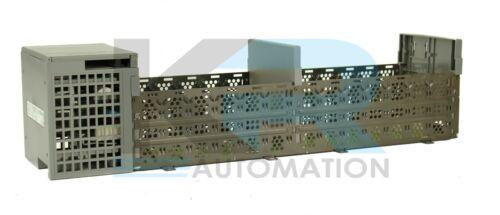 Allen Bradley 1746-A13 /B Module Rack SLC 500 with 1746-P4 /A Power Supply