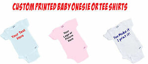CUSTOM-PRINTED-ONESIES-Personalized-Great-Shower-Gift