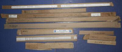 D-2 High C Cr Tool Steel Flat Ground 18 Thk X 1-14 W X 9.5 L - Oversize