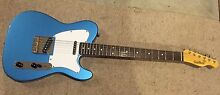 Telecaster by Carlton Guitars Aussie made to the highest standard Kingston Kingborough Area Preview
