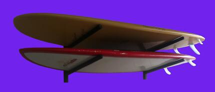 New Stand Up Paddle Board Racks - Suit 2 x SUP Boards Currumbin Waters Gold Coast South Preview