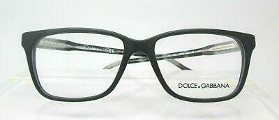 NEW Dolce & Gabbana D&G DD 1238 2760 52-15 Eyewear Eyeglass Optical Frames (Dolce Gabbana Eyewear)