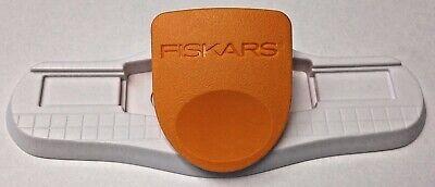 Fiskars 01-005991 Interchangeable Border Punch Base With Lever Fiskars Craft Punch