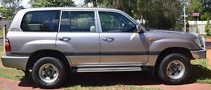 Toyota LandCruiser 105series 2004 diesel 4wd Oakey Toowoomba Surrounds Preview