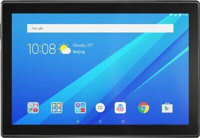 """NEW Lenovo Tab4 10 - 10.1"""" Android Tablet 32GB Slate Black TB-X304F TAB 2G+32GBL"""
