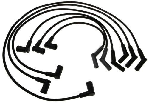 Spark Plug Wire Set fits 2001-2003 Mazda B3000 ACDELCO