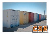 *10FT, 20FT & 40FT SHIPPING/STORAGE CONTAINERS TO RENT OR BUY*