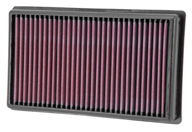 K&N HIGH FLOW PERFORMANCE AIR FILTER ELEMENT 33-2998
