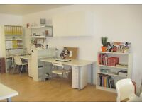 Desk Space for a Creative Business - To Rent