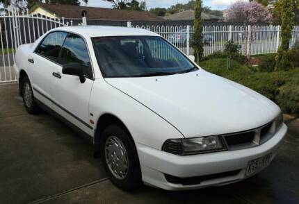1999 Mitsubishi Magna Sedan Port Noarlunga Morphett Vale Area Preview