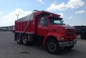 Dump Truck Lease/Finance from $750/mo*