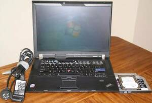 FOR SALE IS A LENOVO R61 LAPTOP 1TB ,an extra 750GB External hdd Taylors Hill Melton Area Preview