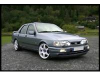 WANTED FORD SIERRA SAPPHIRE RS COSWORTH 4X4 2WD