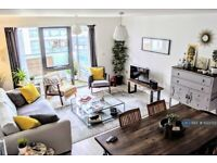 2 bedroom flat in Vickery's Wharf, London, E14 (2 bed) (#1023722)