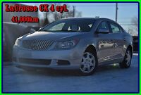 2011 Buick LaCrosse CX 4 cyl.