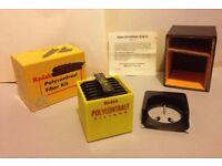 Kodak Polycontrast filter kit