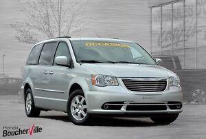 2011 Chrysler Town & Country KM EN BAS DE LA MOYENNE MOTEUR 3.6l