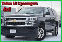 2015 Chevrolet Tahoe LS 4X4*8 PASSAGERS*6,400 LBS DE REMORQUAGE