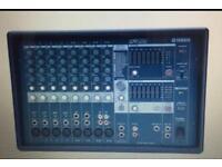 Yamaha Mixer model EMX2125