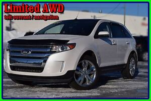 2013 Ford Edge Limited AWD TOIT / NAV