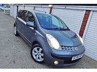 ** CHEAP 2006 06 Nissan Note 1.5 DCi SVE Diesel 1 Owner **