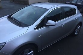 Quick Sale - Offers Accepted - Vauxhall Astra SRI